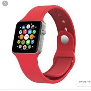 Accessories - NEW IN BOX Silicone Apple Watch Band